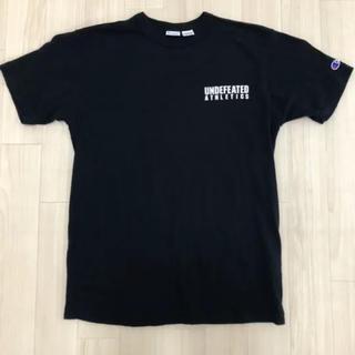 アンディフィーテッド チャンピオン Tシャツ M