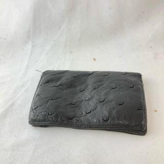 ダンヒル(Dunhill)の❤セール❤ ダンヒル 財布 折り財布 二つ折り レディース メンズ ブランド 黒(コインケース/小銭入れ)