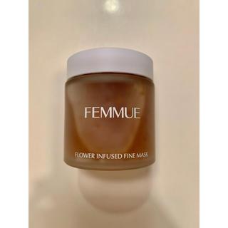 Cosme Kitchen - femmue フラワーインフューズド ファインマスク 100g