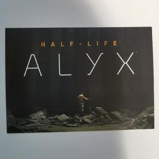Valve Index特典 Half-Life: Alyx Steamコード(PCゲームソフト)