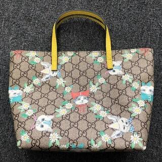 Gucci - gucciとヒグチユウコのコラボ、チルドレンラインのバッグ