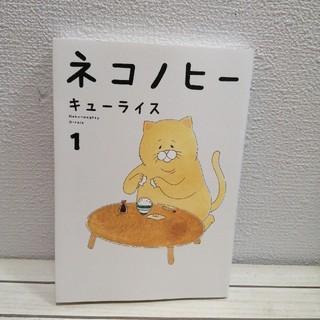 ネコノヒー 1 ★ キューライス(4コマ漫画)