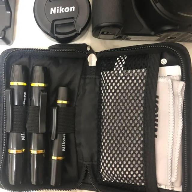 Nikon(ニコン)のNikon D5600 18-55 VR Kit ニコン 一眼レフカメラ スマホ/家電/カメラのカメラ(デジタル一眼)の商品写真