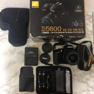 Nikon - Nikon D5600 18-55 VR Kit ニコン 一眼レフカメラ