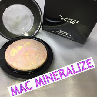MAC - MACミネラライズフェイスパウダー ライトスカペード