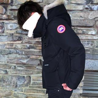 カナダグース(CANADA GOOSE)のカナダグース メンズ sサイズ(ダウンジャケット)