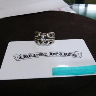 クロムハーツ(Chrome Hearts)のクロムハーツ K&Tリング 訳ありのため格安出品(リング(指輪))