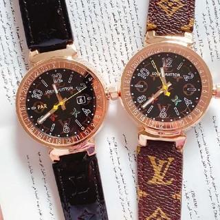 LOUIS VUITTON - 腕時計  電池式