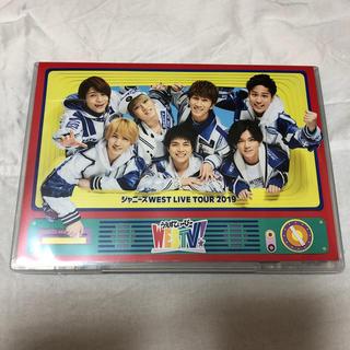 ジャニーズWEST - WESTV DVD(通常盤)