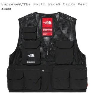シュプリーム(Supreme)のSupreme The North Face Cargo Vest 黒M(ベスト)