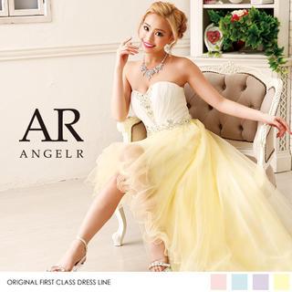 エンジェルアール(AngelR)のAngelr エンジェルアール ドレス キャバ ロングドレス 成人式 パーティー(ナイトドレス)