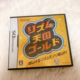 ニンテンドーDS - リズム天国ゴールド DS