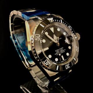 新品 高性能ダイバーズウォッチ セラミックベゼル グライドロック 送料無料(腕時計(アナログ))