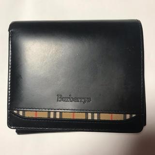 バーバリー(BURBERRY)のBurberrys 二つ折り財布(折り財布)