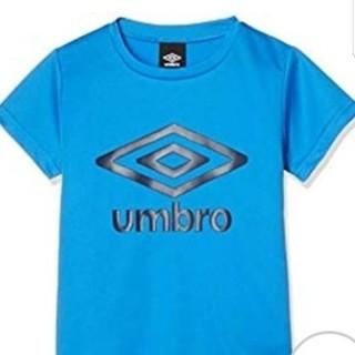 アンブロ(UMBRO)のumbro アンブロ 120cm ロゴ入 半袖 Tシャツ 定価2090円(Tシャツ/カットソー)