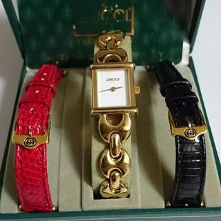 Gucci - 腕時計 グッチ GUCCI 時計  グッチ1800L