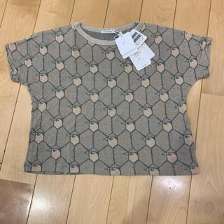 ミナペルホネン(mina perhonen)のミナペルホネン  キッズ Tシャツ カットソー 110 new journey(Tシャツ/カットソー)