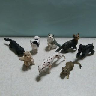 フルタセイカ(フルタ製菓)のチョコエッグ ペット動物コレクション(フィギュア)