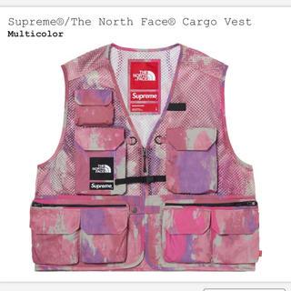 Supreme - Mサイズ Supreme tnf Cargo Vest Multicolor