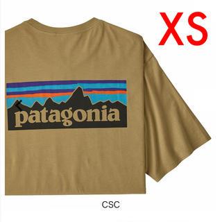 patagonia - 新品 patagonia パタゴニア メンズ p6ロゴ  Tシャツ XS