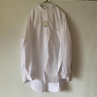 SEVENDAYS=SUNDAY - ポケット付きビックシャツ