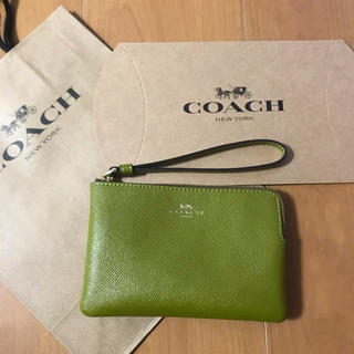COACH - コーチ ポーチ