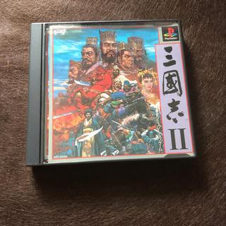 コーエーテクモゲームス(Koei Tecmo Games)のPS プレイステーション 光栄 三國志2 値下げ不可(家庭用ゲームソフト)