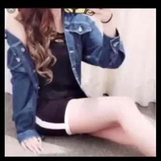 デイライルノアール(Delyle NOIR)のバイカラースカート(ミニスカート)