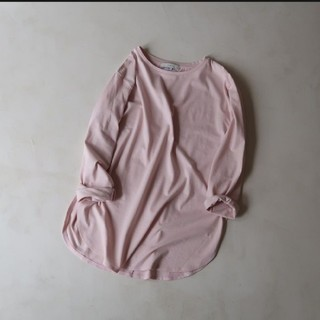 argue GIZAndy cotton T-SHIRT/BLOSSOM(Tシャツ(長袖/七分))