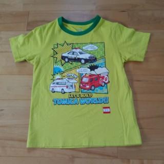 UNIQLO - 【120】ユニクロ×トミカ半袖Tシャツ