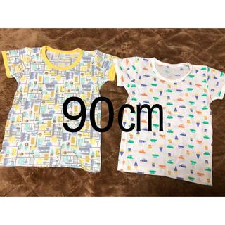 シマムラ(しまむら)の半袖ドライシャツ(下着)