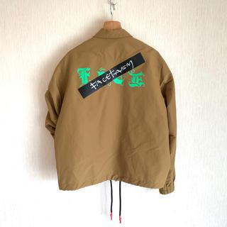 ファセッタズム(FACETASM)のファセッタズム FACETASM casual tape jacket(ブルゾン)