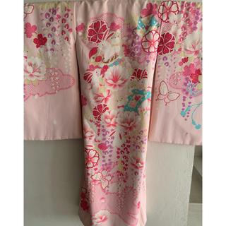 celine - お宮参りセット 女の子着物、ドレス ブランド JAPANSTYLE セリーヌ