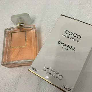 CHANEL - 本日限定ほぼ新品💋CHANEL COCO MADEMOISELLE 100ml