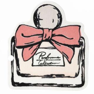 Francfranc - 【perfume】ピンク/バスマットキッチン玄関ガーリーマルチマットラグ絨毯