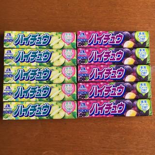 モリナガセイカ(森永製菓)の森永 ハイチュウ 10個(菓子/デザート)