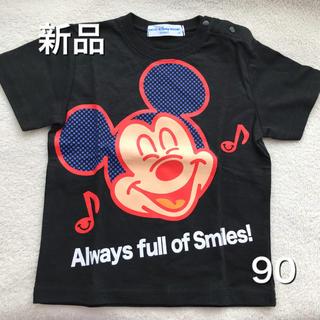 Disney - TDR ミッキー 半袖Tシャツ 90