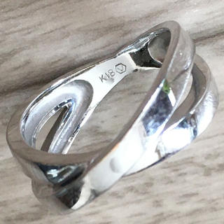 k18 刻印 リング(リング(指輪))