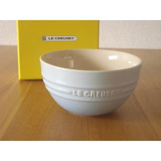 ルクルーゼ(LE CREUSET)のルクルーゼ ライスボール コースタルブルー■ご飯茶碗 ライスボウル 新品 水色(食器)
