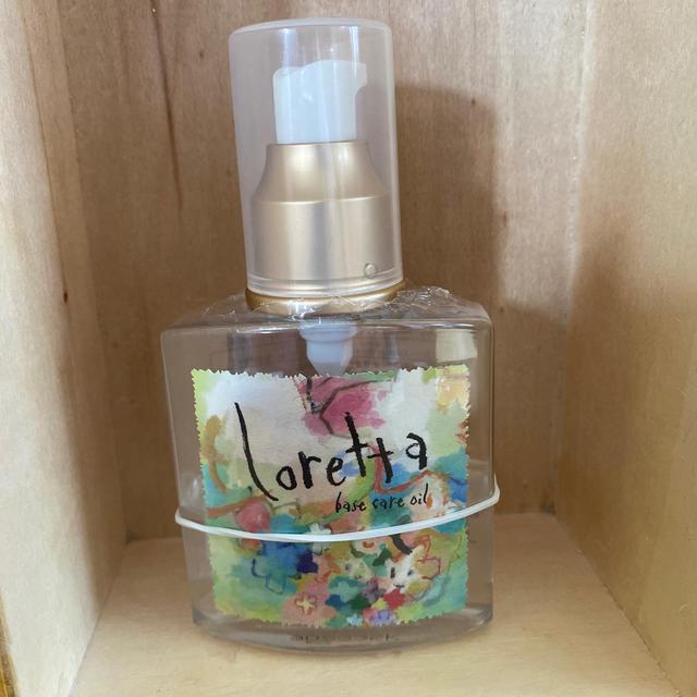 Loretta(ロレッタ)のロレッタ ヘアオイル  コスメ/美容のヘアケア/スタイリング(オイル/美容液)の商品写真