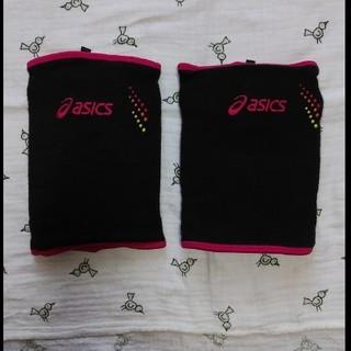 MIZUNO - 【美品】ミズノ バレーボール用パンツ&アシックス 膝当てセット レディース