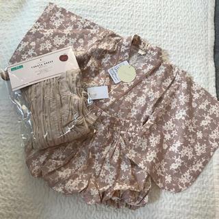 petit main - テータテート▪️新品▪️浴衣*°95サイズ
