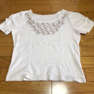 エマジェイム(EMMAJAMES)のレディース Tシャツ カットソー LL(カットソー(半袖/袖なし))