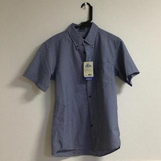 【新品・未使用タグ付き】montbell 速乾!高機能!ギンガムチェックシャツ