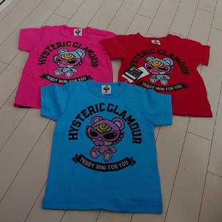 HYSTERIC MINI - Tシャツ