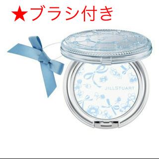 JILLSTUART -  【新品】ジルスチュアートサムシングピュアブルー・イノセントフェイスパウダー