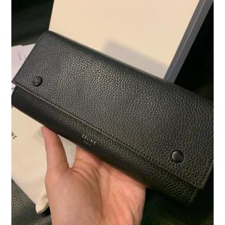 celine - CELINE レア 旧型 バイカラー 長財布