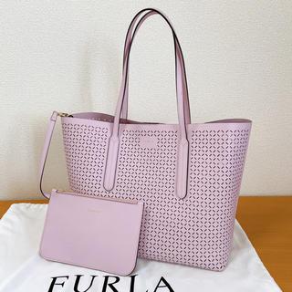 Furla - 新品 FURLA フルラ アリアナM オープン トート バッグ 鞄