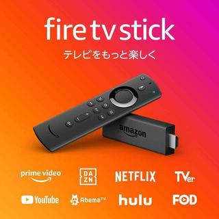 Fire TV Stick - Alexa対応音声認識リモコン付属(テレビ)