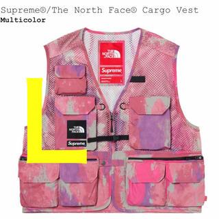シュプリーム(Supreme)のSupreme The North Face Cargo Vest ベスト(ベスト)